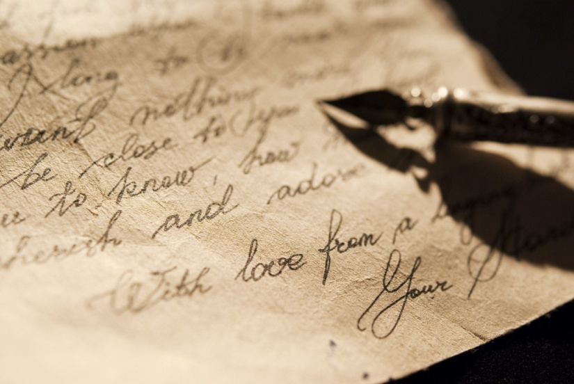 A Letter to…