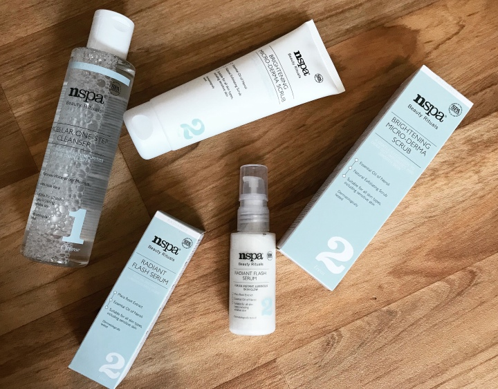 NSPA Skincare – Beauty Review 🌱