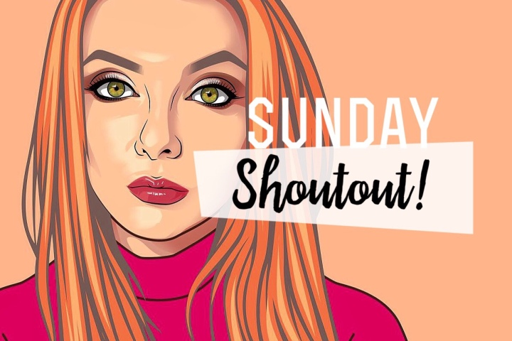 Sunday Shoutout: Q+A With a Fashion Blogger! Post yourblog!