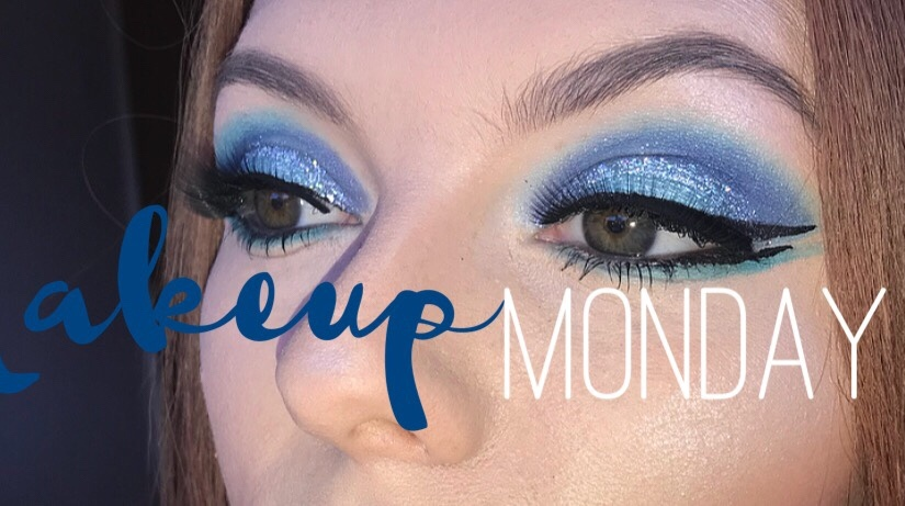 Makeup Monday 01: Ocean Vibes 🌊