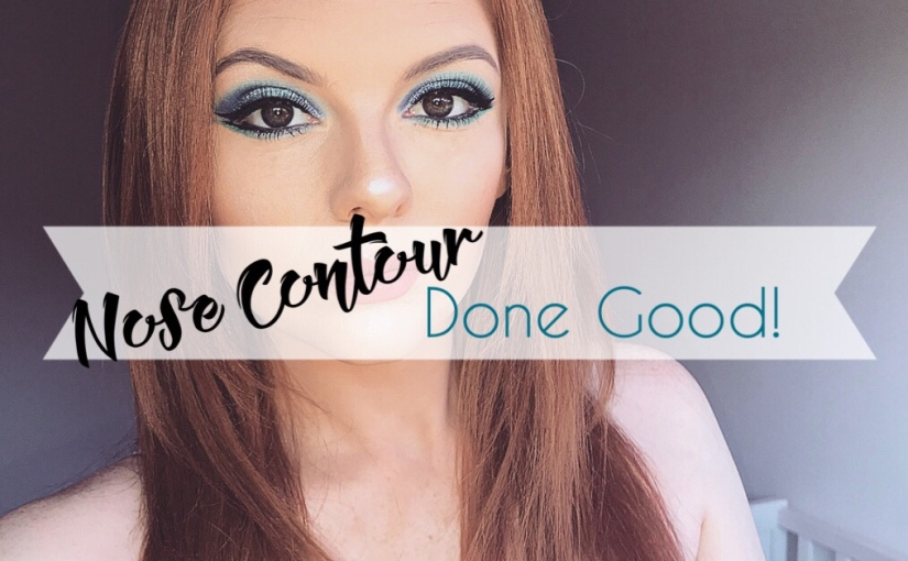 How to contour your nose, and why I was doing it wrong! 👃🏼