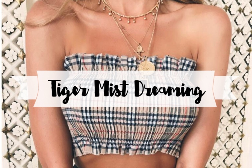 Fashion Friday 02: Tiger Mist Dreaming 🐯