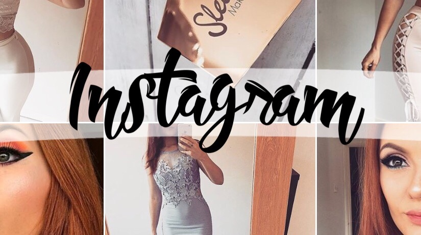 Instagram! What's yours?