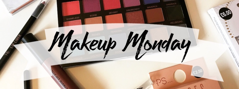 Makeup Monday 09: Revolution Pro Eyeshadow Look