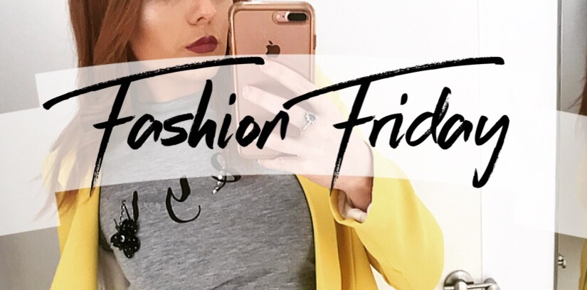 Fashion Friday: Lemon Lovin' 🍋