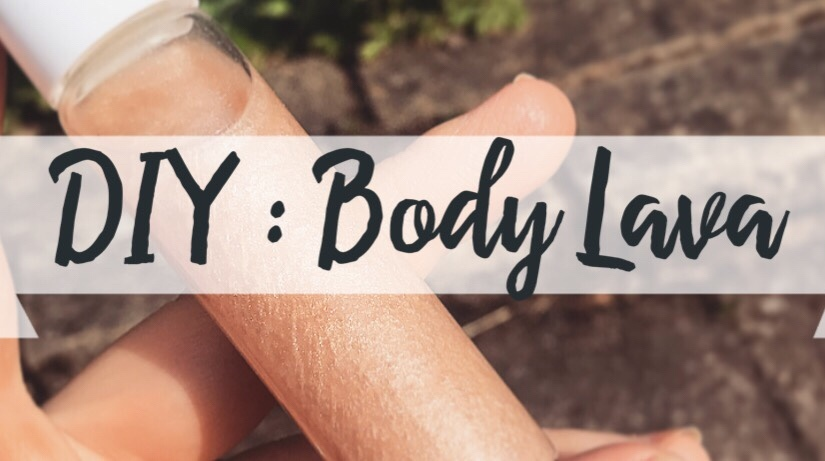 DIY: Body Lava 🤩